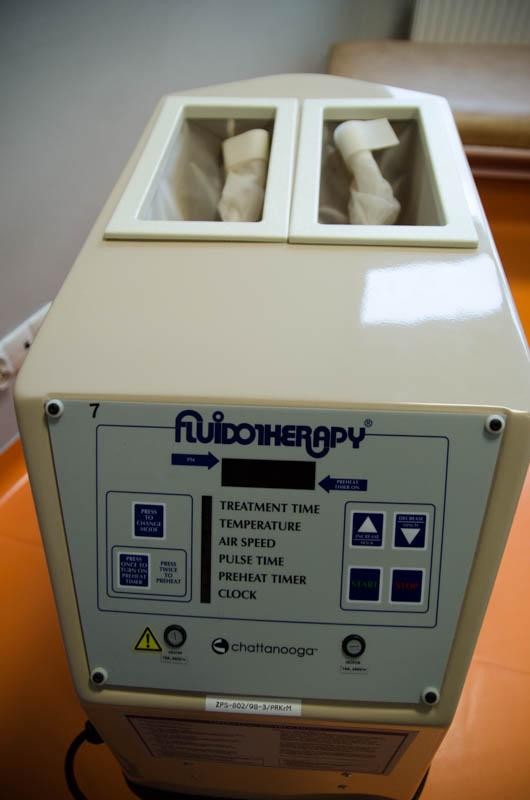 Fluidoterapia przy Mostowej