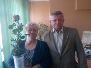 Artur Asztabski, Wiesława Niemczura